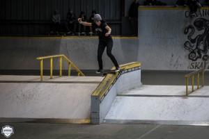 Charlotte HYM - Boardslide