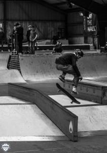 Daniel PORTO RAYA - Hard Flip BS Lipslide