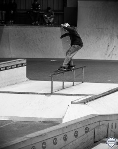 Hugo WESTRELIN FS Feeble Grind